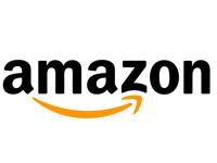 Amazonのロゴ写真