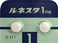 睡眠薬ルネスタ(エスゾピクロン)の画像