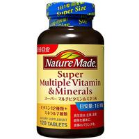 マルチビタミン・ミネラル剤の写真