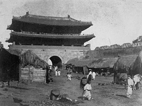 昔の朝鮮の画像