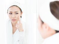 女性の肌の悩み