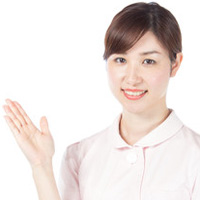 女性看護師の画像