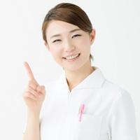 女性看護師の写真
