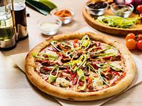 高カロリーな食べ物の画像