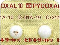 ピドキサール(ビタミンB6製剤)の画像