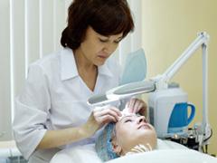 美容施術の画像