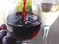 赤ワインのポリフェノールの画像