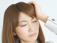 頭痛の画像