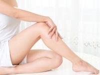 キレイな脚の画像