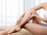 綺麗な脚の画像