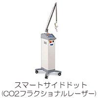 スマートサイドドット(CO2フラクショナルレーザー)