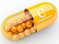 ビタミンCサプリを飲む